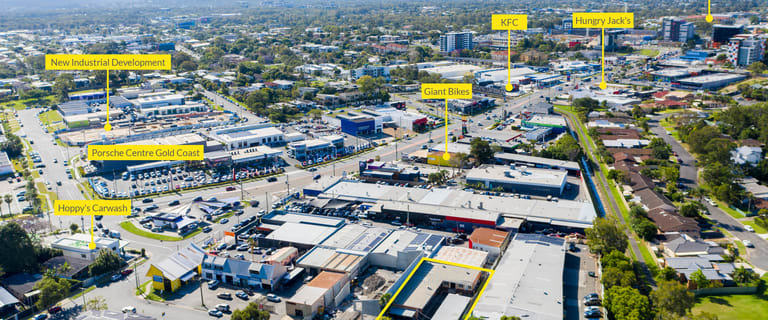 Factory, Warehouse & Industrial commercial property sold at 7 Nesbit Street Southport QLD 4215