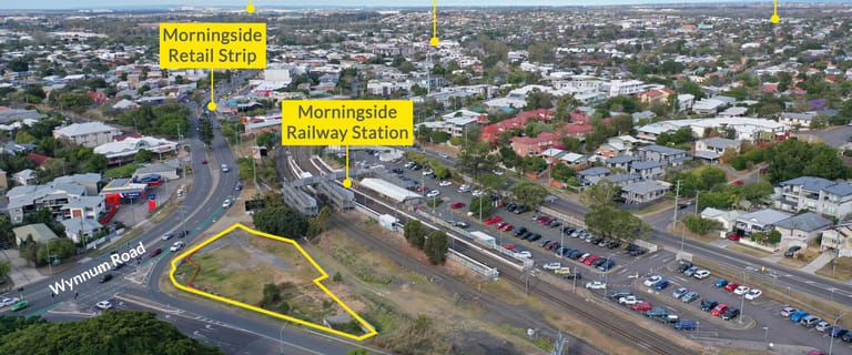Development / Land commercial property for sale at 495A & 497 Wynnum Road Morningside QLD 4170