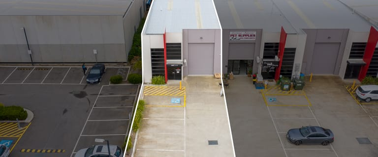 Factory, Warehouse & Industrial commercial property sold at 1/3 Thomson Terrace Dromana VIC 3936