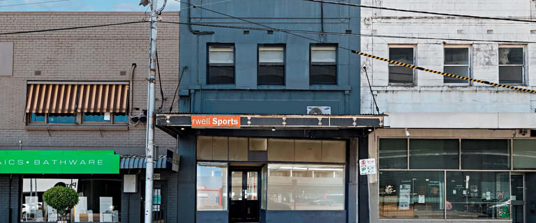 Shop & Retail commercial property sold at 611 Camberwell Road Camberwell VIC 3124