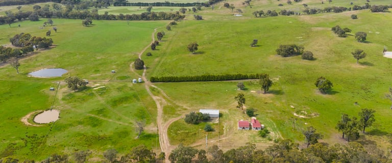 Rural / Farming commercial property for sale at 2625 Seymour-Tooborac Road Tooborac VIC 3522
