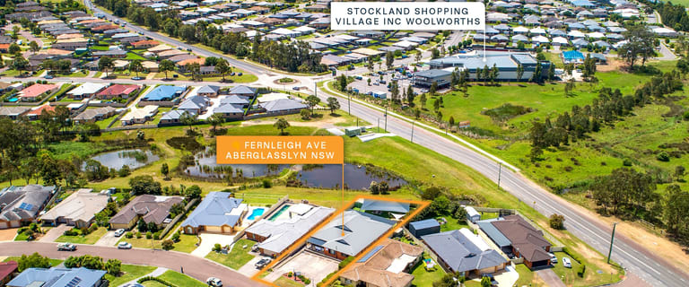 Shop & Retail commercial property for sale at 4 Fernleigh Avenue Aberglasslyn NSW 2320