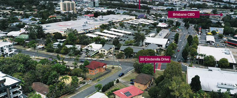 Development / Land commercial property for sale at 20 Cinderella Drive Springwood QLD 4127