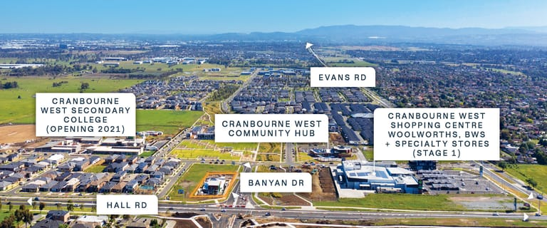 Medical / Consulting commercial property for sale at 50 Banyan Drive Cranbourne West VIC 3977