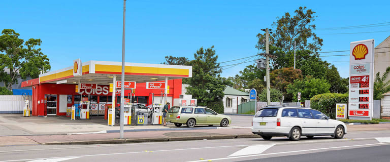 Shop & Retail commercial property for sale at 233 High Street (corner Smith Street) Maitland NSW 2320