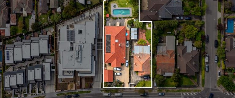 Development / Land commercial property for sale at 1795-1797 Malvern Road Glen Iris VIC 3146
