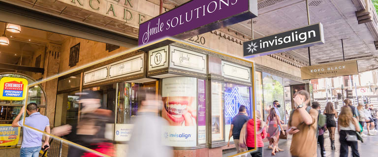 Shop & Retail commercial property for sale at 220 Collins Street, Shop 3 Melbourne VIC 3000