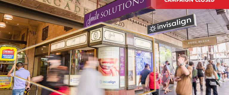 Shop & Retail commercial property sold at 220 Collins Street, Shop 3 Melbourne VIC 3000