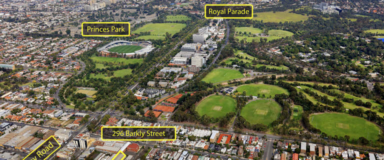 Development / Land commercial property for sale at 296 Barkly Street Brunswick VIC 3056