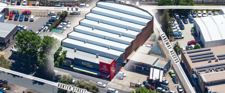 Factory, Warehouse & Industrial commercial property for sale at 978-980 Hunter Street Newcastle West NSW 2302