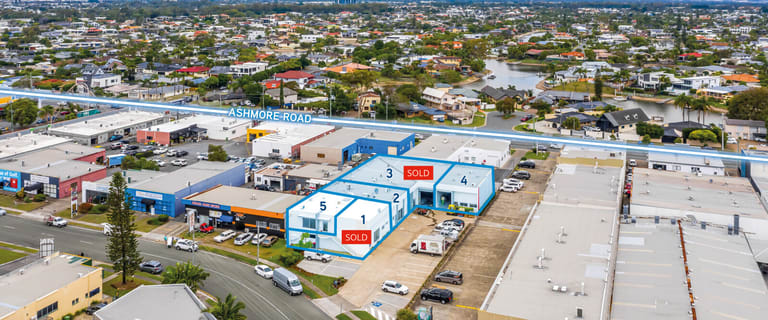 Factory, Warehouse & Industrial commercial property for sale at 10 Strathaird Road Bundall QLD 4217