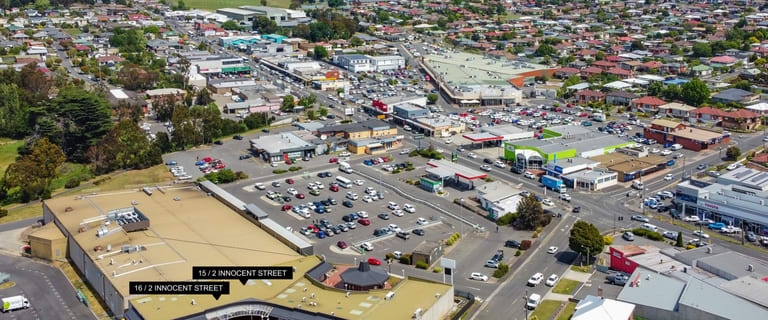 Shop & Retail commercial property for sale at 15 & 16/2 Innocent Street Kings Meadows TAS 7249