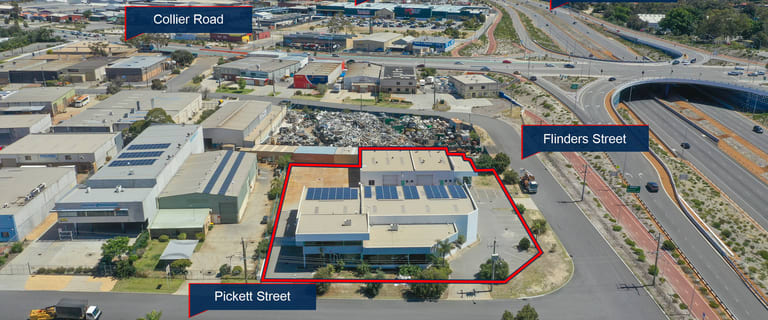 Factory, Warehouse & Industrial commercial property for sale at 1-3 Flinders Street Bayswater WA 6053
