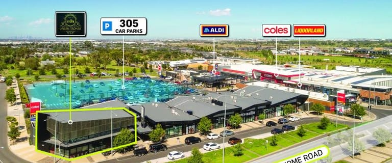 Shop & Retail commercial property for sale at 1/297 Harvest Home Road Epping VIC 3076