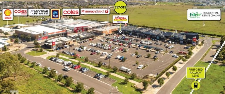 Shop & Retail commercial property for sale at 317-319 Harvest Home Road Epping VIC 3076