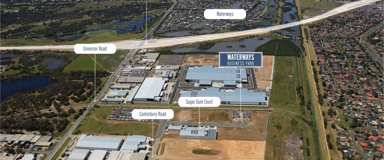 Factory, Warehouse & Industrial commercial property for sale at Waterways Business Park/15 Sugar Gum Court Braeside VIC 3195