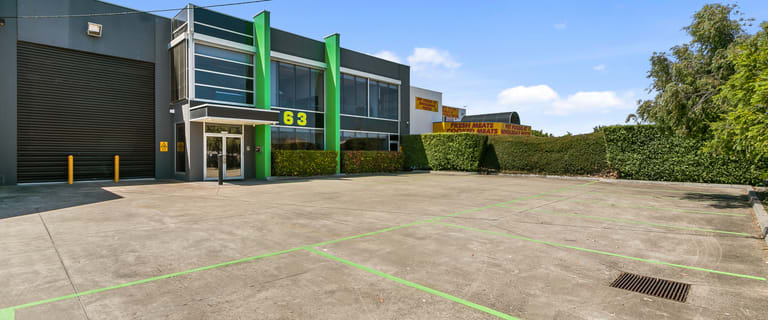 Factory, Warehouse & Industrial commercial property for sale at 63 Hartnett Drive Seaford VIC 3198