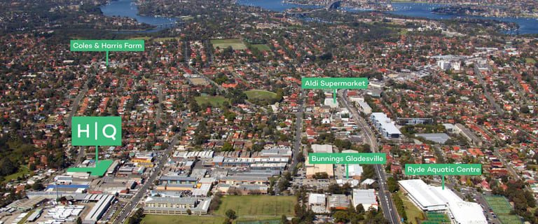 Factory, Warehouse & Industrial commercial property for sale at 25 Higginbotham Road Gladesville NSW 2111