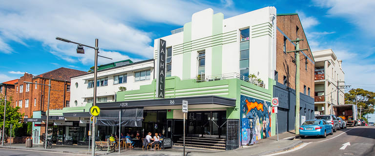 Offices commercial property sold at 107/166 Glebe Point Road Glebe NSW 2037