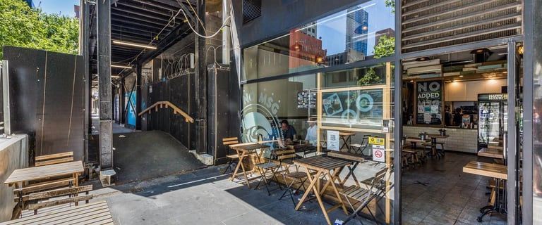 Shop & Retail commercial property for sale at Shop 1/601 Little Collins Street Melbourne VIC 3000