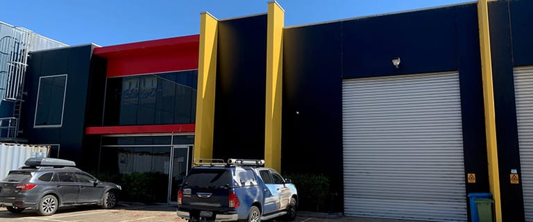 Factory, Warehouse & Industrial commercial property for sale at 9/101-107 Wedgewood Road Hallam VIC 3803