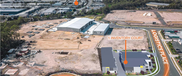 Factory, Warehouse & Industrial commercial property for sale at 1 Inventory Court Arundel QLD 4214