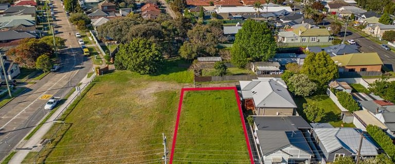 Development / Land commercial property for sale at Residential Site - 500.8 sqm/20 St James Road New Lambton NSW 2305