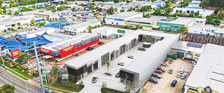 Factory, Warehouse & Industrial commercial property for sale at 1-17/90 Kortum Drive Burleigh Heads QLD 4220