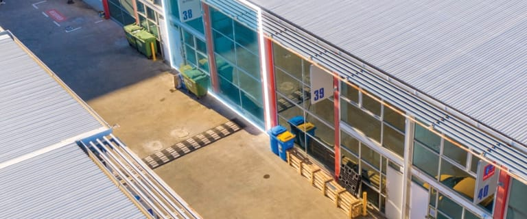 Factory, Warehouse & Industrial commercial property for sale at Unit 38/The Bourke Centre 110-116 Bourke Road Alexandria NSW 2015
