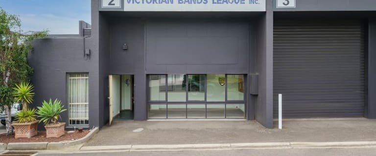 Factory, Warehouse & Industrial commercial property for sale at Unit 2/157 Hyde Street Yarraville VIC 3013