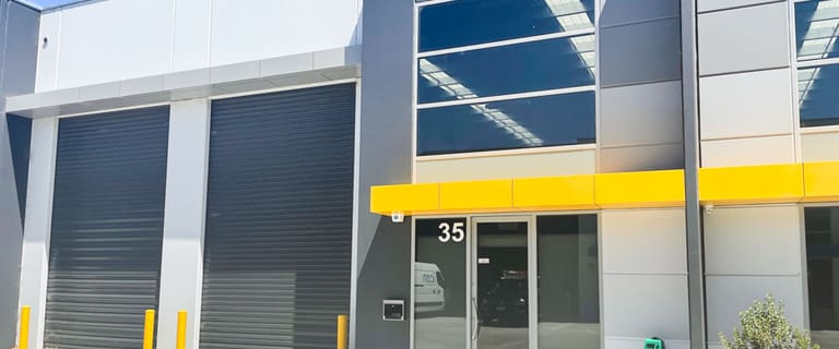 Factory, Warehouse & Industrial commercial property for sale at 35 Arbor Way Carrum Downs VIC 3201