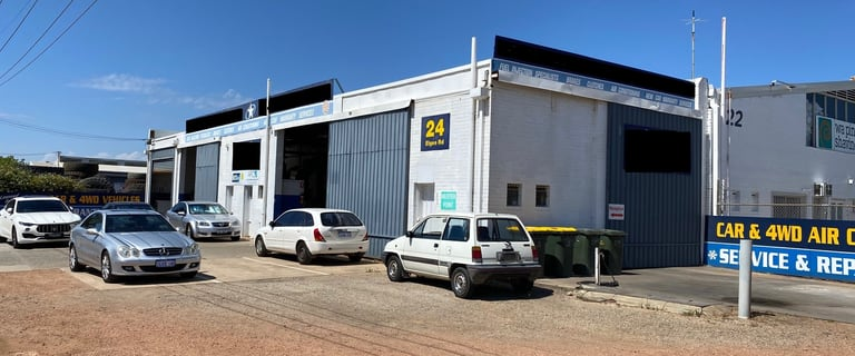 Factory, Warehouse & Industrial commercial property for sale at 24 ELGEE STREET Bellevue WA 6056