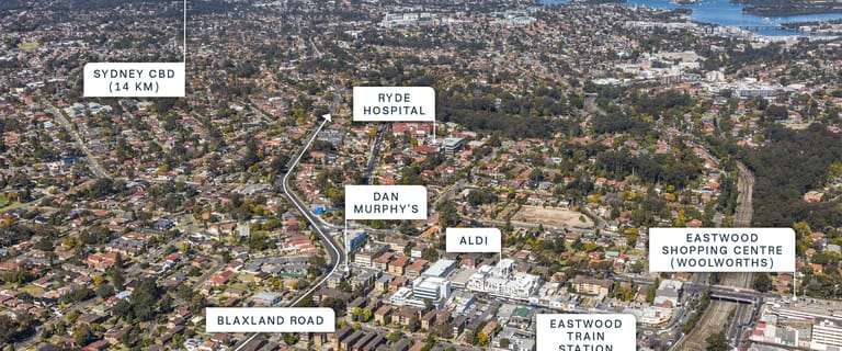 Medical / Consulting commercial property for sale at 641 Blaxland Road Eastwood NSW 2122