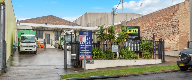 Factory, Warehouse & Industrial commercial property for sale at 30 Dickson Avenue Artarmon NSW 2064