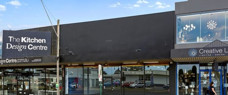 Showrooms / Bulky Goods commercial property for lease at Lot Showroom/143A Whitehorse Road Blackburn VIC 3130