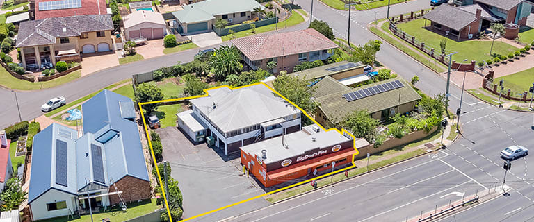 Factory, Warehouse & Industrial commercial property sold at 2074 Sandgate Road Boondall QLD 4034