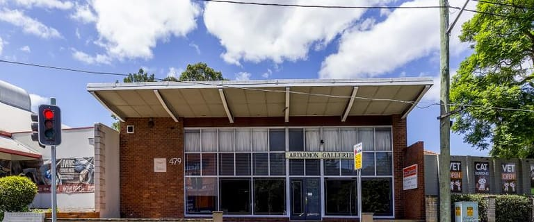 Factory, Warehouse & Industrial commercial property for sale at 479 Pacific Highway Artarmon NSW 2064