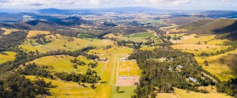 Hotel, Motel, Pub & Leisure commercial property for sale at Yarra Valley Estate/2164 Melba Highway Dixons Creek VIC 3775