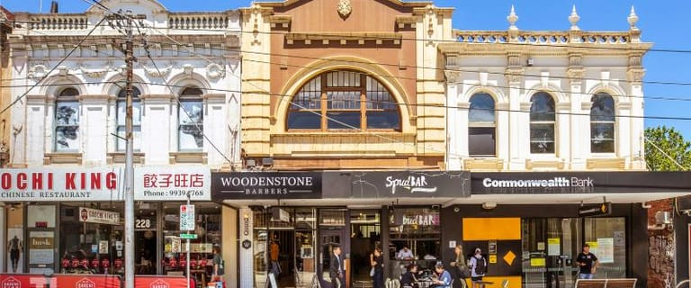 Shop & Retail commercial property for sale at 226 Swan Street Richmond VIC 3121