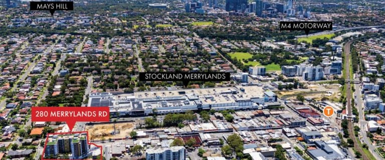 Other commercial property for sale at 280 Merrylands Road Merrylands NSW 2160