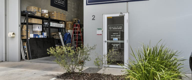 Factory, Warehouse & Industrial commercial property sold at 2/3 Page Street Kunda Park QLD 4556