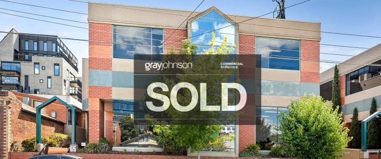 Development / Land commercial property sold at 65 Oxford Street Collingwood VIC 3066