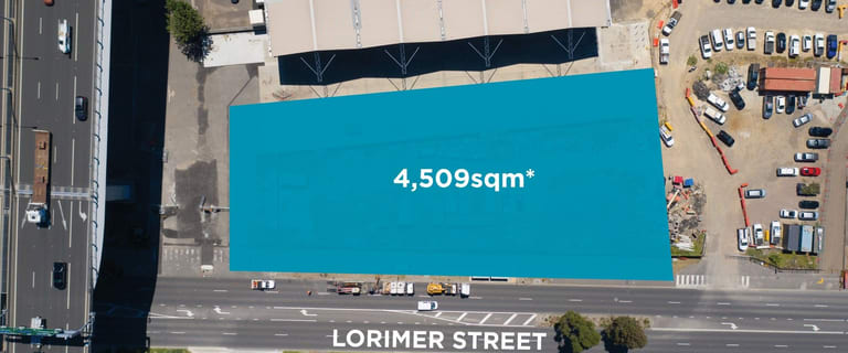 Development / Land commercial property for sale at 194 Lorimer Street Docklands VIC 3008