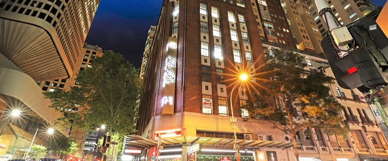 Hotel, Motel, Pub & Leisure commercial property for sale at 390-396 Pitt Street Sydney NSW 2000
