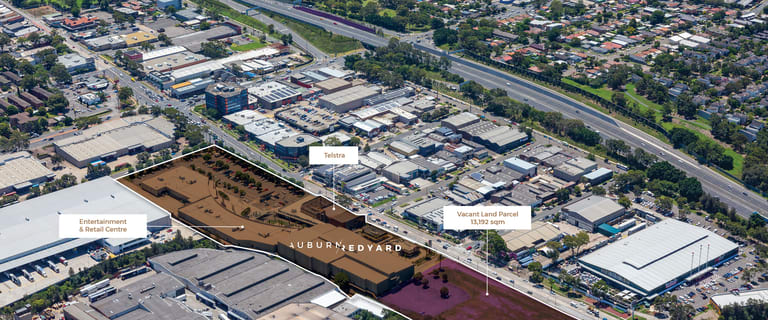 Development / Land commercial property for sale at 98 & 100 Parramatta Road Auburn NSW 2144