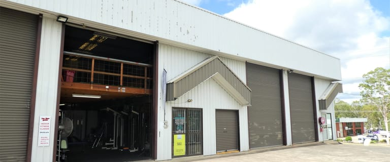 Factory, Warehouse & Industrial commercial property for sale at 3/103 Harburg Drive Beenleigh QLD 4207