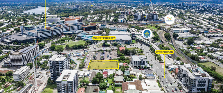 Development / Land commercial property for sale at 17 Wolseley Street Woolloongabba QLD 4102