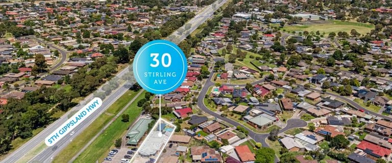 Other commercial property for sale at 30 Stirling Avenue Cranbourne VIC 3977