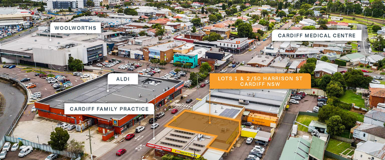 Shop & Retail commercial property sold at 50 Harrison Street Cardiff NSW 2285