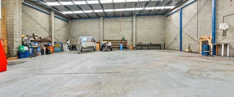 Factory, Warehouse & Industrial commercial property sold at Unit 1/495 Hammond Road Dandenong South VIC 3175